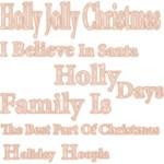 Christmas xmas title