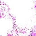 pink white mirror