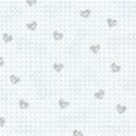 light blue heart background