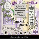 Friends Forever Kit