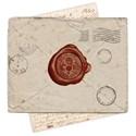 old letter envie