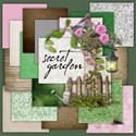 00 kit cover secret garden papers