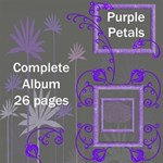 Purple Petals 26 Complete Album Pages