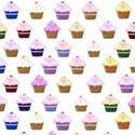 multi cupcake background