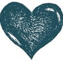 HeartDkBlue