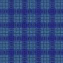 blue tartan  layering paper