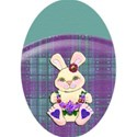 easter bunny  layering paper
