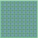 green blue textured check  layering paper