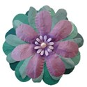 purple flower 4_vectorized