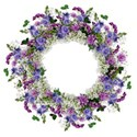 wreath floral