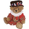 beefeater teddy sitting