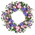wreath floral 1