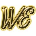 We shiny 48 gold style