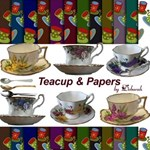 tea cup Papers