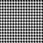 Houndstooth Paper