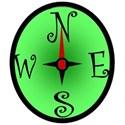 Compass - Green