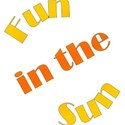 Word Art - Fun In The Sun