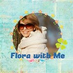 flora with me