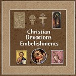 Christian Devotions Embelishments