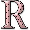 R upper