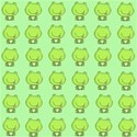 cute frog background