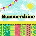 Summershine -- FREE Paper Pack.