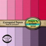 Corrugated Papers - Set 1