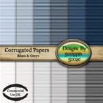 Corrugated Papers - Set 2