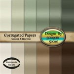 Corrugated Papers - Set 3