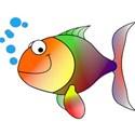 fish smiling