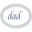 dad-oval