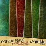 Coffeehaus Papers by Mikki