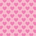 background pink hearts