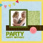 Party happy birthday