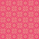 red gold floral background paper