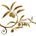 Olive element 19