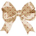 vintage bow