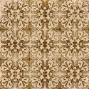 flower tile background paper