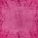 pink flower layering paper