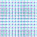 lilac green check layering