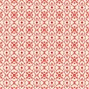 Red and White Patternlayering  Paper