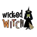 wordartwickedwitch