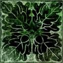 green acanthus emb