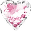 pink heart jewel