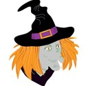 halloween witch 1