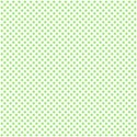 green polka dot paper