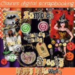 Claires Halloween kit