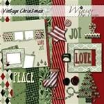 Vintage Christmas (Mini Kit)
