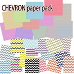 chevron paper pack