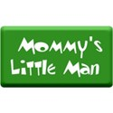 Mommy s little man